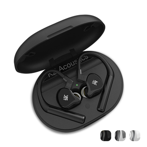Image 2 - KZ E10 TWS Wireless Bluetooth 5.0 Earphones Hybrid HIFI Bass Earbuds Headset Sport Noise Cancelling Earphones