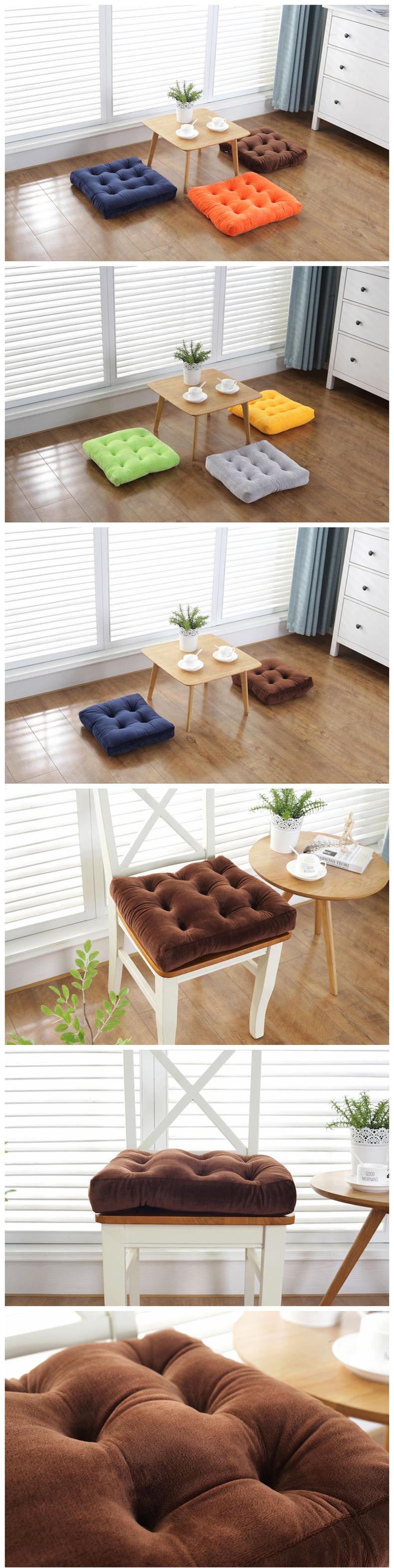 H93ebc12dcd174aa886e304a755baa0e3y Thickening Anti-skid Cotton Chair Cushion Tatami Seat Pad Soft Office Chair Cushions Car Sit Mat Winter Cushion Throw Pillow