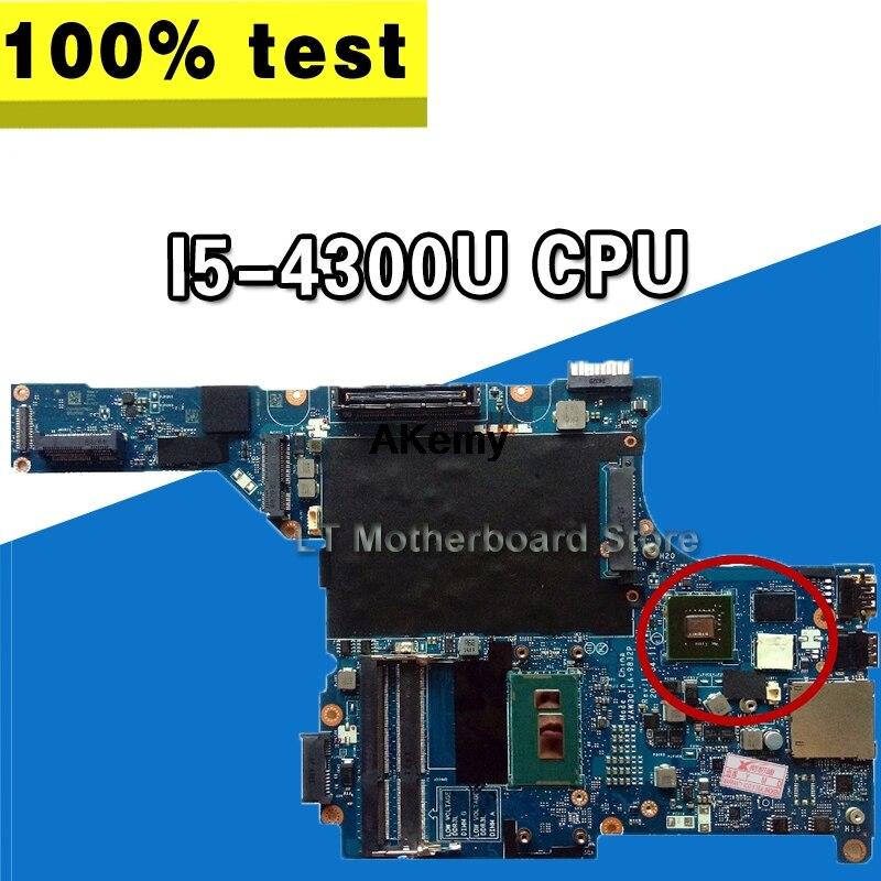 C4F9T HTNPG LA-9832P Dell Latitude E5440 Intel Motherboard i5-4300U