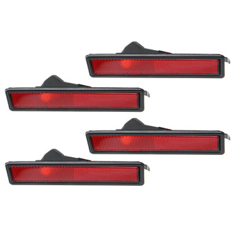 Car Auto Rear Bumper Sides Marker Light For BMW E30 E32 E34 3 Series Replacement image