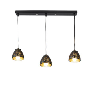 Image 3 - New Led Dining Pendant Lamp Modern E27 Pendant Lights for Bedroom Coffee Bar Hanging Lamps Nordic Iron Lampshade Kitchen Light