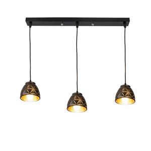 Image 3 - Nowa lampa wisząca Led jadalnia nowoczesna E27 wisiorek oświetlenie do sypialni kawiarnia lampy wiszące Nordic żelaza abażur oświetlenie kuchni