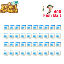 400 Fish Bait Animal Crossing New Horizons Fishing catch ANY RARE FISH Fishing Master Fish Bait betaine fish attractant food grade anhydrous high purity fishing bait flavoring agent cas 107 43 7