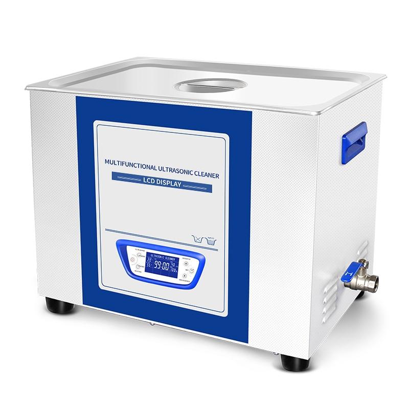 Professionele Ultrasone Reiniger 30L Ontgassen Sweep frequentie Lage ruis Macht Tijd Temperatuur Verstelbare PCB Printplaat - 4