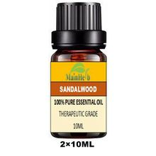 Sandalwood Essential Oil For Soothe Nervous Tension And Anxiety, Make People Relaxed,Aphrodisiac Effect,Tonify Kidney