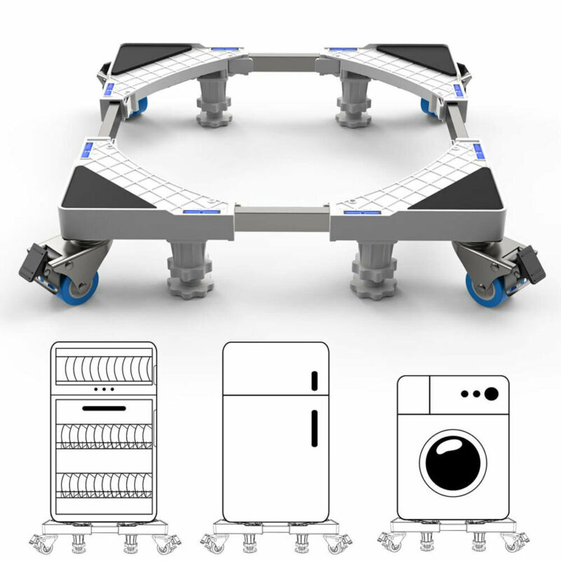 Apliance Rollers Mover Trolley Extendable Fridge Freezer Refrigerator Cooker