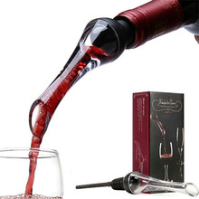 portable 2 in 1 ultrasonic electric high speed oxygenation wine decanter Red Wine Aerating Pourer Spout Decanter Wine Aerator Quick Aerating Pouring Tool Pump Portable Filter Bar Accessories #F5