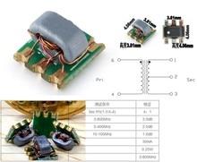 10pcs Micro patch 4:1 conversione di RF balun equilibrata impedenza trasformatore 3-800mhz paragonabile a tcm4-1w +