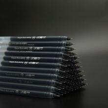 Высокая Ёмкость суперпрочная дужка с 05 мм шариковая ручка для
