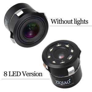 Image 2 - Telecamera di retromarcia per Auto ZIQIAO telecamera di Backup per parcheggio retromarcia automatica impermeabile universale HD per visione notturna