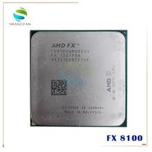 AMD FX Serie FX 8100 FX 8100 2.8 GHz Otto Core CPU Processore FX8100 FD8100WMW8KGU Presa AM3 +