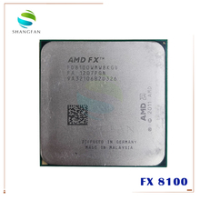 AMD FX Series FX 8100 FX 8100 2.8 GHz Eight Core CPU Processor FX8100 FD8100WMW8KGU Socket AM3+