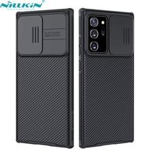 Ochrona aparatu NILLKIN do Samsung Galaxy Note 20 S20 Ultra S20 Plus etui na telefon, osłona obiektywu osłona ochronna do S20