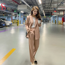 blazer set pant suits for women Embroidered suit