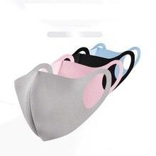 5pcs/set Bicycle Mascarilla Face Mask Filter Mascara Mondkapjes Tandarts Mascarillas Facemask Dust Protection Mask