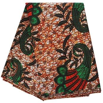 Africa Ankara prints batik tissu fabric real Cloth wax 100% cotton best high Royal wax Africain for dress 6yards 2020 african wax batik prints fabric 100% cotton ankara kente real nigeria wax fabric best quality for dress 6yards
