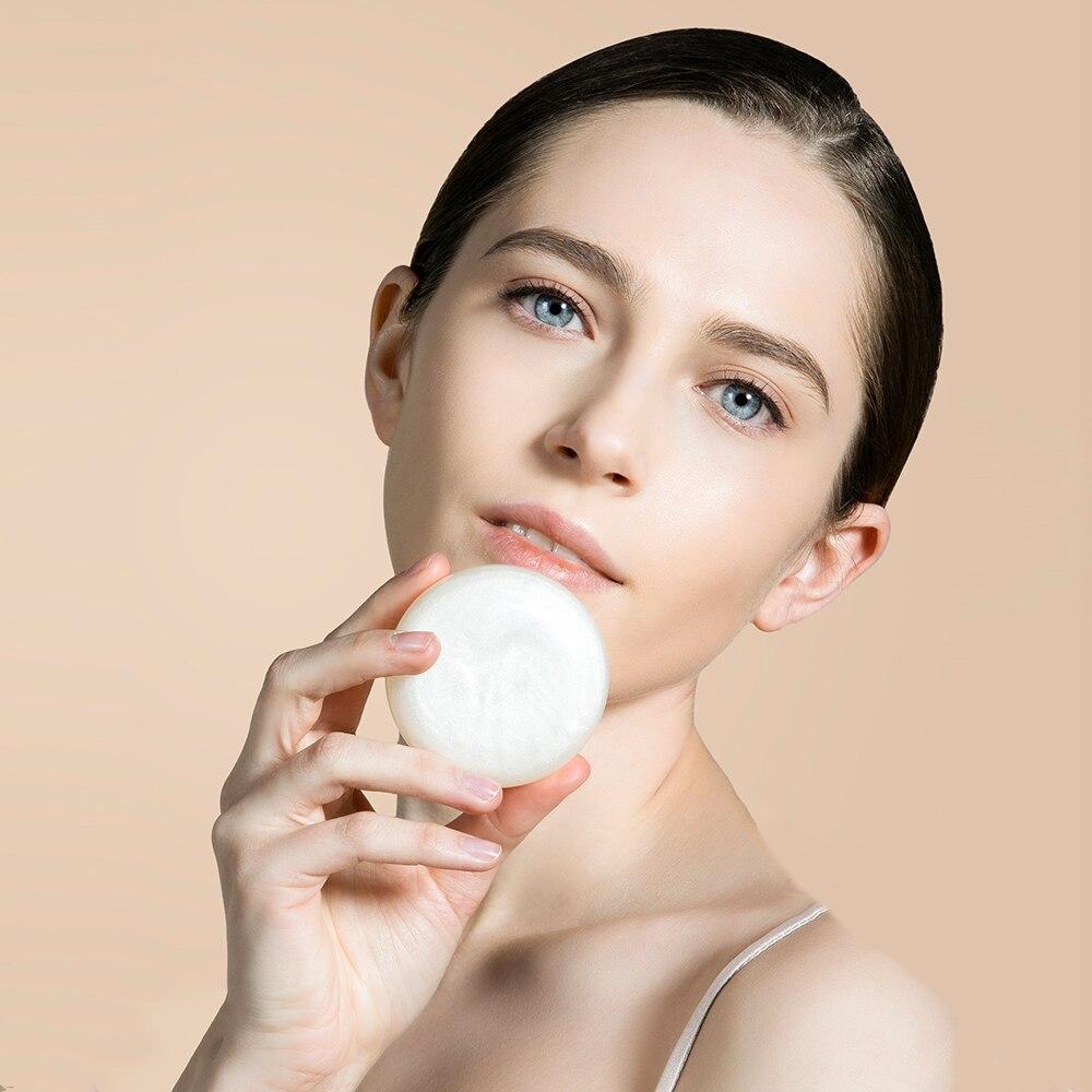 Salt Soap Cleaning Acaricidal Acne Skin Care Nourishing Facial Shower Soap