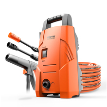 High-Pressure Washer Household High-Pressure Car Washer Fully Automatic Car Washer Portable