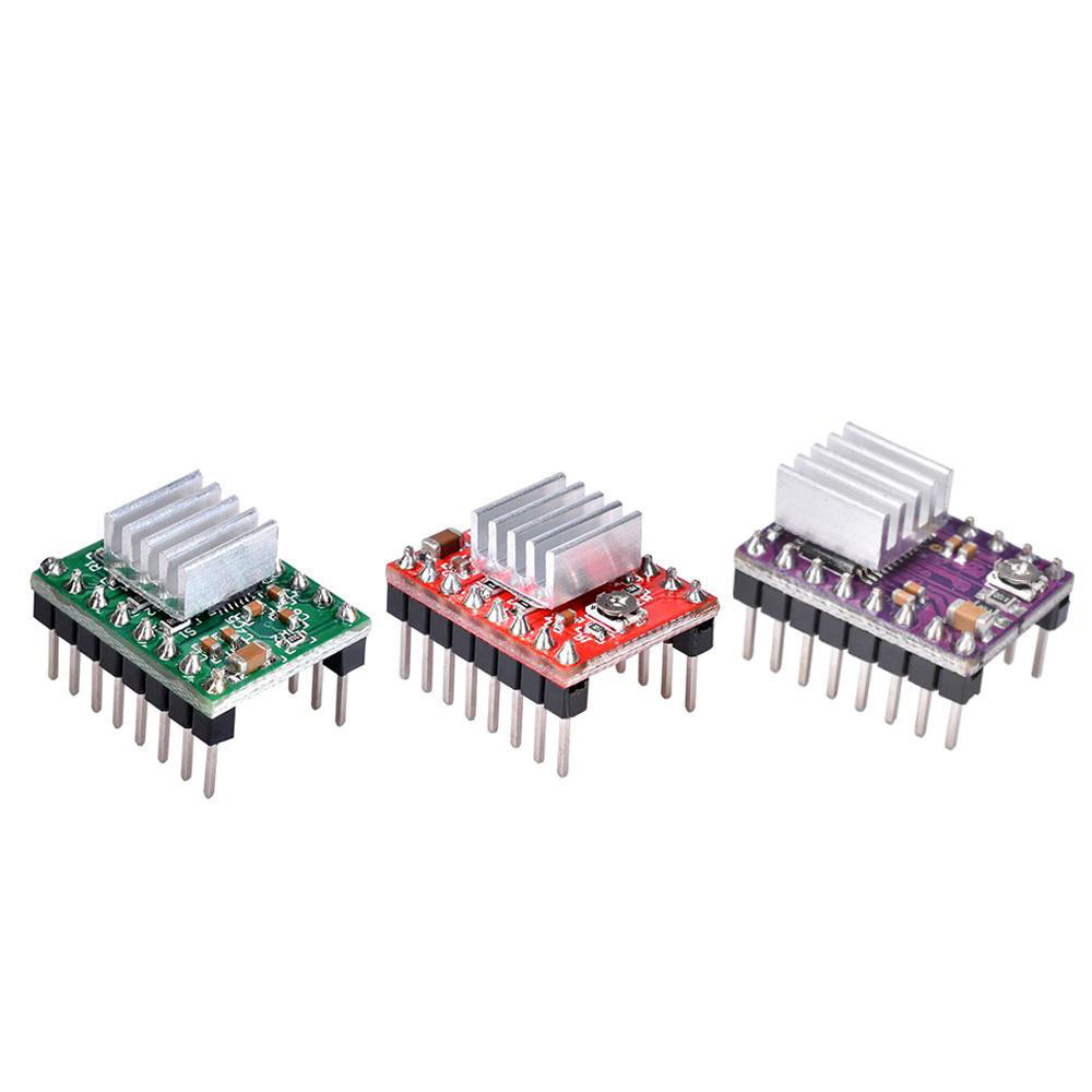 1Pc New Arduino DRV8825 stepper motor driver Module 3D printer RepRap StepStick