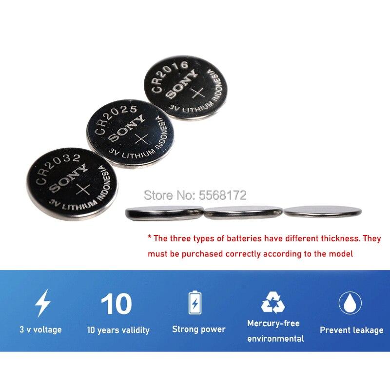 lítio dl2016 kcr2016 cr 2016 baterias de