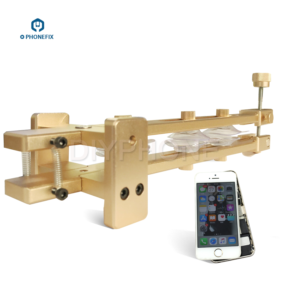 Mobile Phone Screen Repair Kit With Double Suckers For IPhone Repair IPad Samsung Repair LCD Screen Seperator Opening Tools