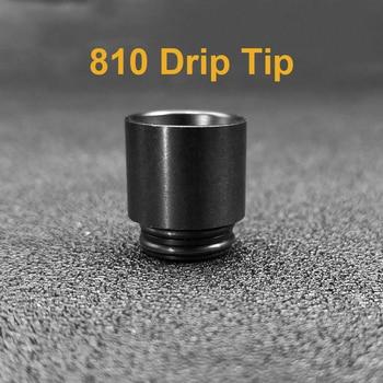 1000PCS 810 Drip Tip For TFV8 /TFV8 Big Baby /TFV12/TFV8 X Baby 810 Drip Tip Retail Package