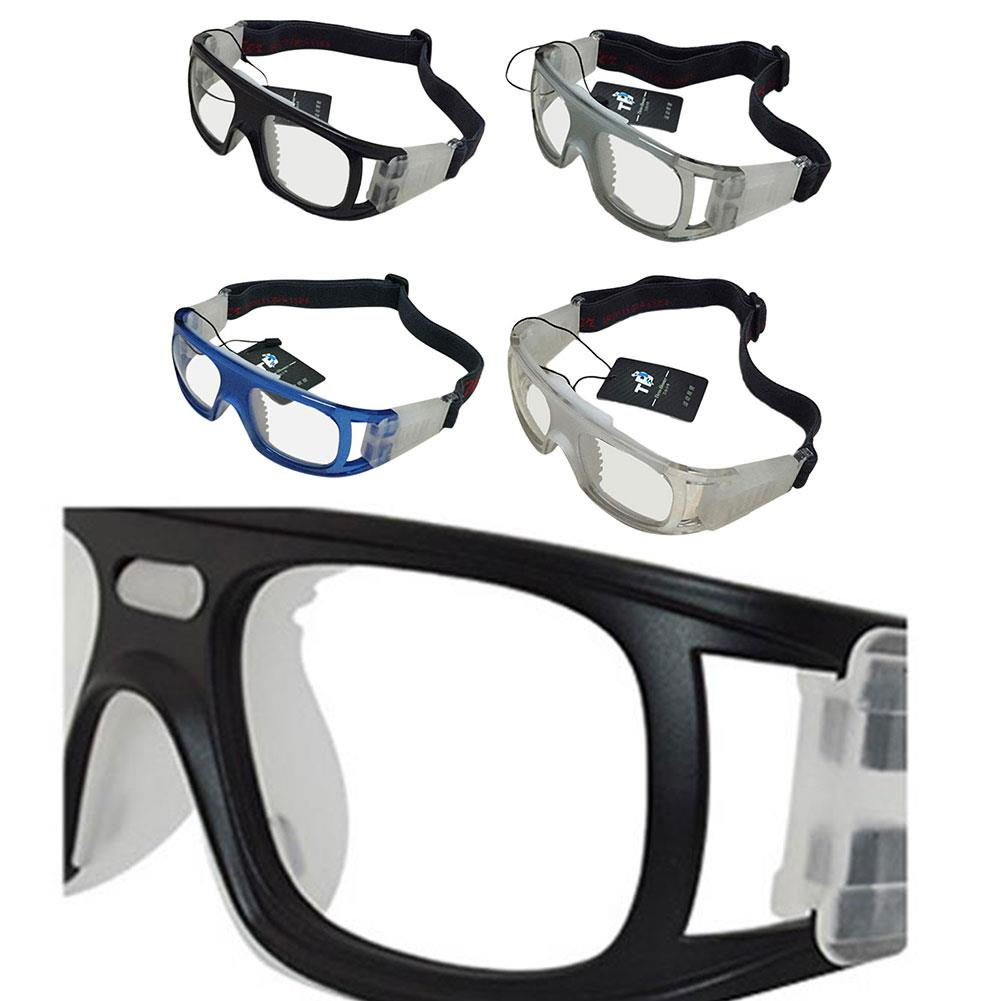 Sport Goggles Glasses Explosion Proof Protective Basketball Soccer Lenses Eyewear Sports Portable Eye Safety