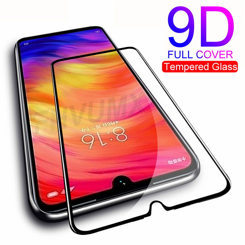 9D Protection Glass On The For Xiaomi Redmi 5 6 7 8 8A 7A 6A 5A K20 K30 Note 7 8 Pro Tempered Glass Screen Protector Glass Film