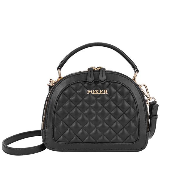 Foxer Huity Leather Women's Small Totes