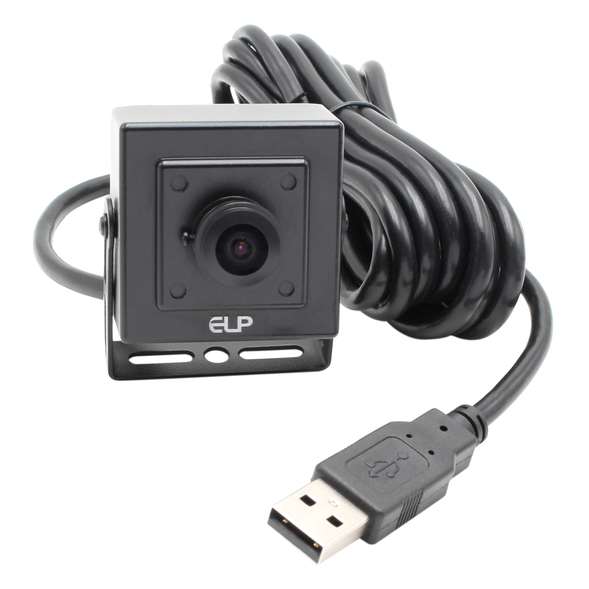 1080P full hd 120fps (at 480p) USB 2.0 wide angle 180degree mini CCTV usb cable fisheye Camera  for atm, Medical Deveice