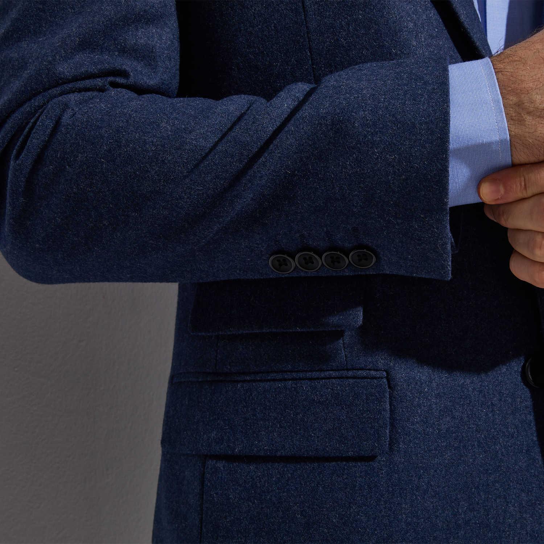 2020 Tuyệt Đẹp Mỏng Màu Xanh Đen Dép Nỉ Phù Hợp Cho Nam Tự Làm Nam Xanh Phù Hợp Với Ấm Thời Trang Công Sở Phong Cách Phù Hợp Với vé Pocke