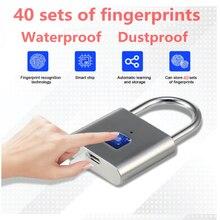 Intelligent Fingerprint Password Stainless…