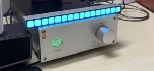 Image 5 - التحكم في الصوت أحادية 16 بت مؤشر مستوى LED VU متر مكبر للصوت مجلس مصابيح ضوء سرعة USB الطاقة لسيارة mp3