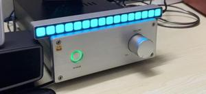 Image 5 - Sound Control Mono 16 bit Level indicator LED VU Meter Amplifier Board lamps Light Speed USB POWER for car mp3