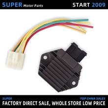 Gelijkrichter Voltage Regulator Charger Met Plug Voor Honda CB250 CB400 CB600 CBR900 Cbr 600 900 F2 F3 1100XX VT250 Motorfiets
