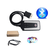 цена на Best relay WOW CDP SNOOPER V5.008 R2 + keygen TCS CDP Pro Plus with Bluetooth USB as multidiag OBD for cars trucks Free ship