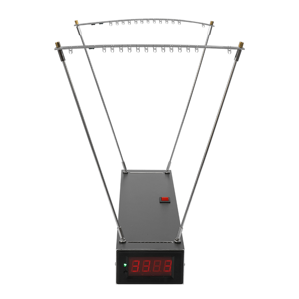 E9900-X compteur de vitesse velocimétrie fronde vitesse Instrument de mesure de vitesse outil de mesure de vitesse chronographe pour le jeu de tir