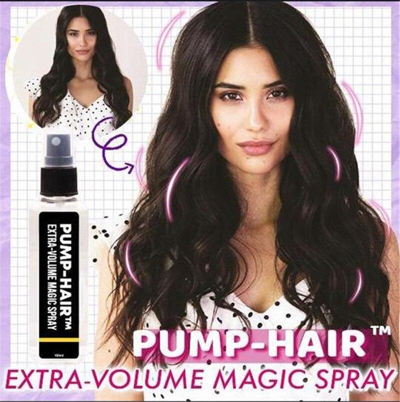 Hairsy Extra-Volume Magic Spray 1
