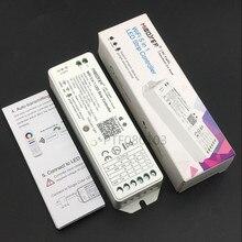 Milight YL5 2.4G 15A 5 في 1 واي فاي LED تحكم للون واحد ، CCT ، RGB ، RGBW ، RGB + CCT Led قطاع ، ودعم الأمازون اليكسا صوت