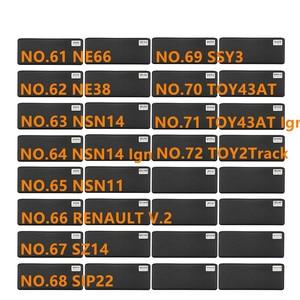 Image 2 - Diastar 73 84 lishi Herramienta 2 en 1 TOY43R TOY40 TOY48 TOY43 TOY38R VAG2015 HU162T(8) VA6 VA2T VAC102 WT47T Ign