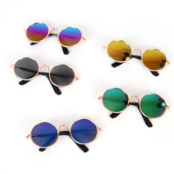 Pet Cat Glasses Dog Glasses Pet Products for Little Dog Cat Eye Wear Dog Sunglasses Photos Props Accessories Pet Supplies Toy 3