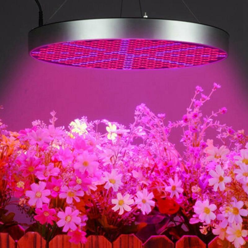 50W Full Spectrum LED Grow Light Panel Growing Lamp Hydroponics Indoor Flower