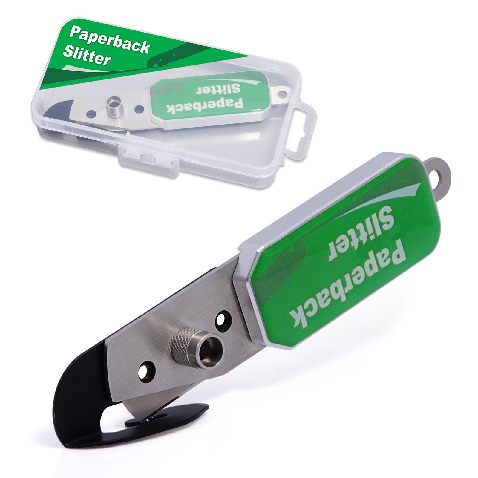 Clear Plastic Hand Car Vinyl Sticker Cutting Blade Film Cutter Safety Tool