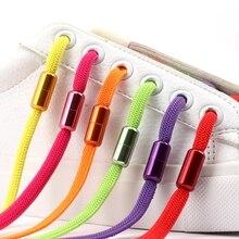 2pcs Shoelace Buckle Aluminum Shoelaces Lock Accessories Metal Lace Lock DIY Sneaker Kits Metal Lace 15 Color capsules Buckle