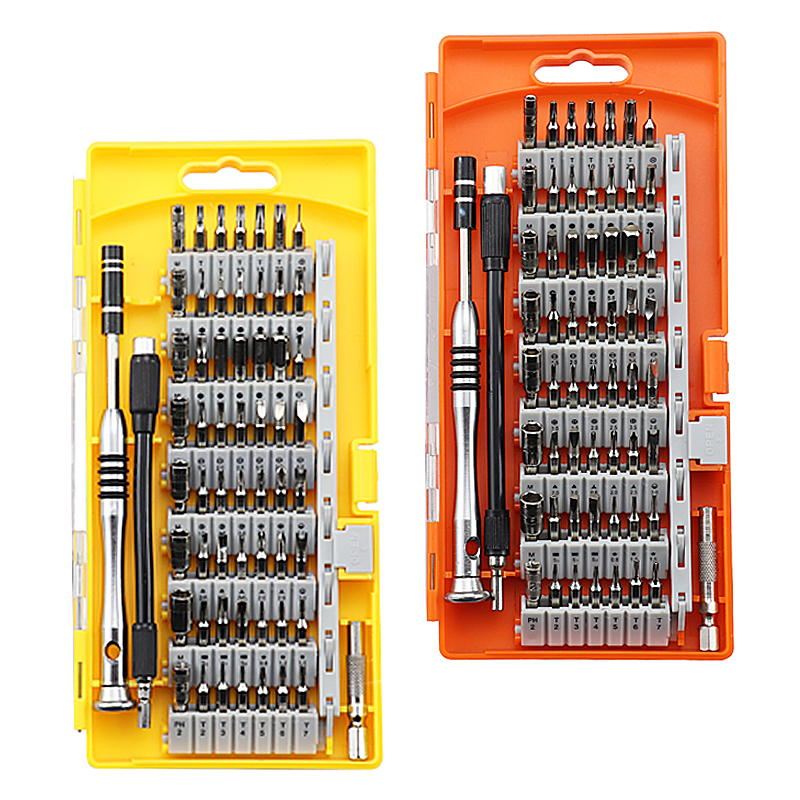 Precision Screwdriver Bit Set Magnetic Screwdriver Set For Phones Game Console Tablet PC Electronics Repair Tool Set 32/60 In 1