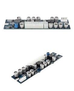 WEYES DC DC ATX Peak PSU 12V 300W Pico ATX Switch Mining PSU 24pin MINI ITX DC to Car ATX PC Power Supply For Computer(China)