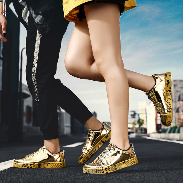 Hip Hop Bling Street Shoes 10