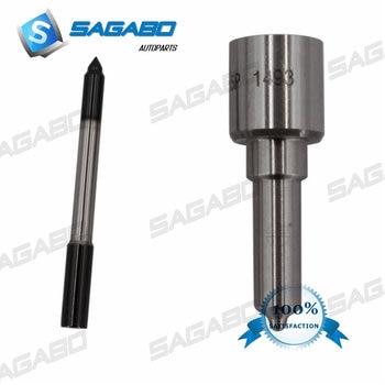 4 PCS common rail nozzle DLLA155P1493,155p1493,0433 171 921 for 0445110250