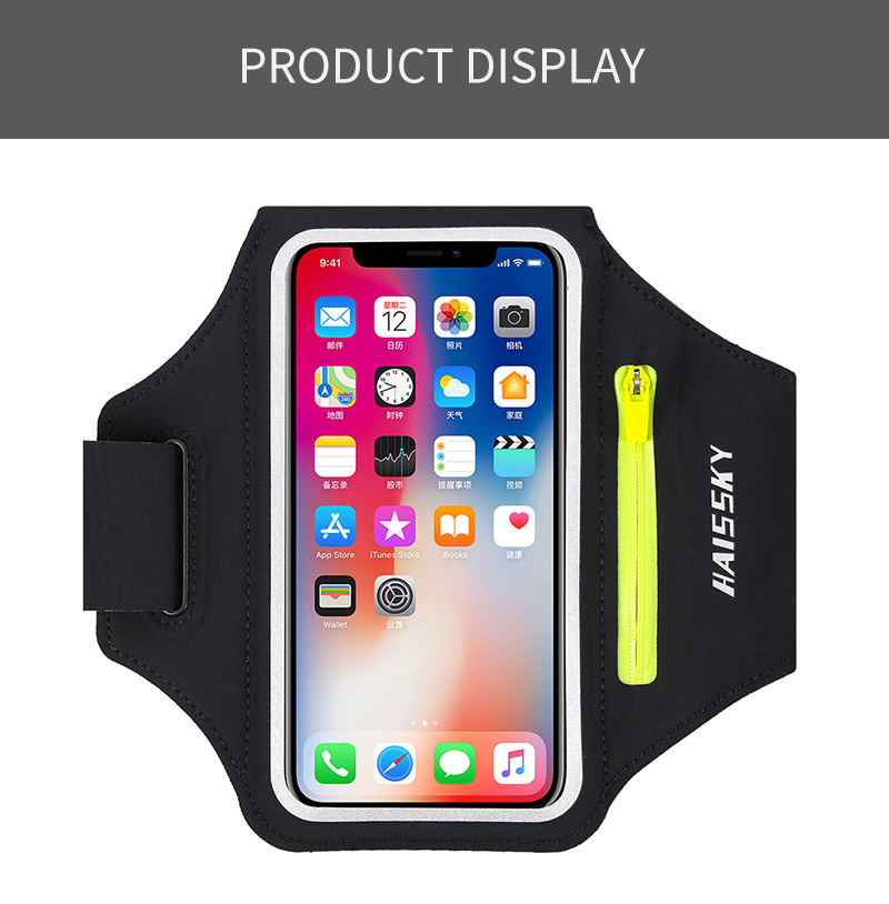 Running Sports Phone Case Arm Band For iPhone 12 11 Pro Max XR 6 7 8 Plus Samsung Note 20 10 S10 S9 6