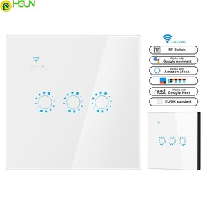 Smart light Switch Double Cont